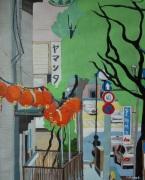 Walking to Mesubenomori by Julie Harms