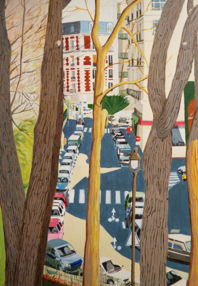Urban jungle. 2015. J.Harms