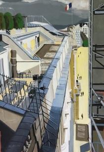 Le toit du monde. 2017. J.Harms.