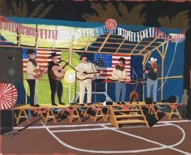 Le concert à l'américaine. J.Harms