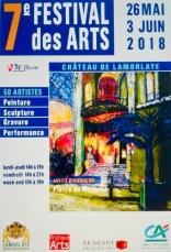Festival des Arts de Lamorlaye 2018
